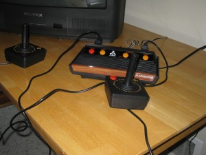 If it wasn't for Atari, I wouldn't have a job today.